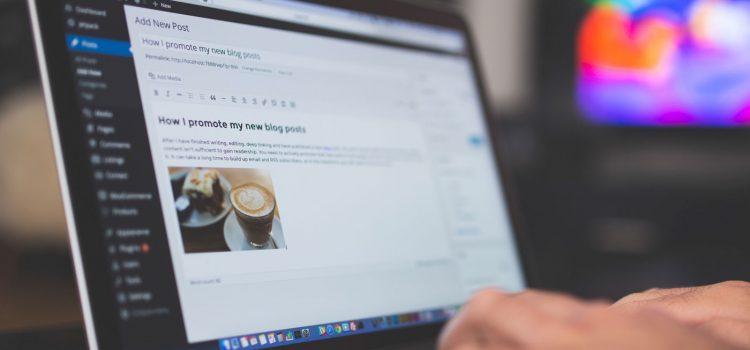 Como criar um blog grátis com o WordPress