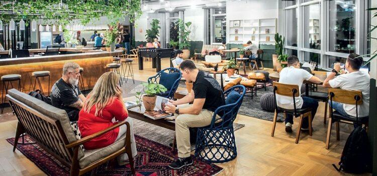 8 tipos de escritórios de coworking que você deseja conhecer