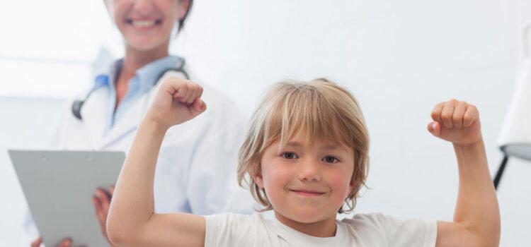 Saúde infantil: dicas para proteger seus filhos de doenças corriqueiras