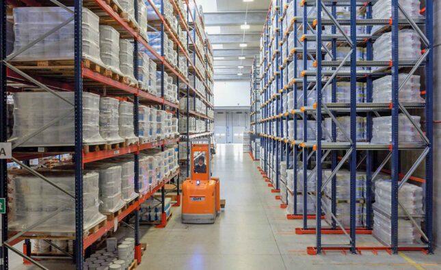 Práticas seguras na armazenagem de produtos e equipamentos